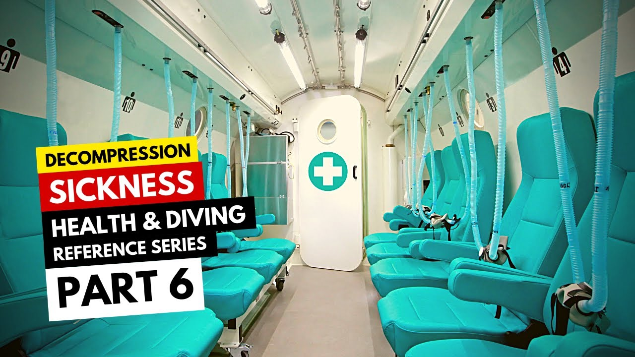 Decompression Sickness: Causes, Types and Symptoms