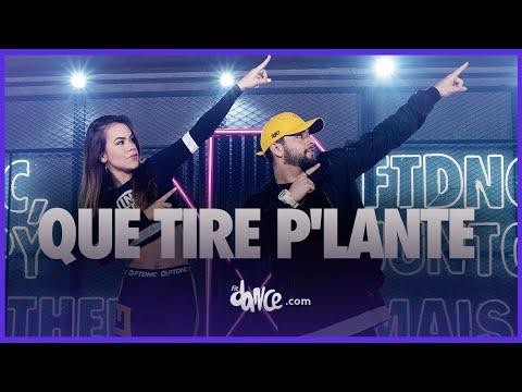 Que Tire P'Lante - Daddy Yankee | FitDance Life (Coreografía Oficial)