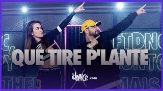 Gambar cover Que Tire P'Lante - Daddy Yankee | FitDance Life (Coreografía Oficial)
