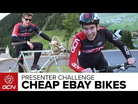 Cheap eBay Bikes - Which Is Best? | The GCN Challenge