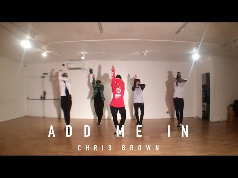 Tobias Ellehammer Choreography / Chris Brown -...