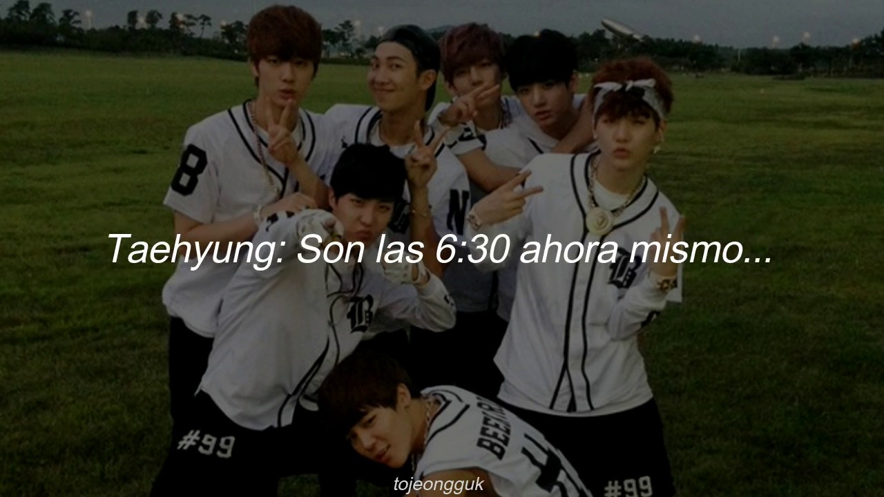 Skit: R U Happy Now? – BTS (방탄소년단) // (Sub  Español)