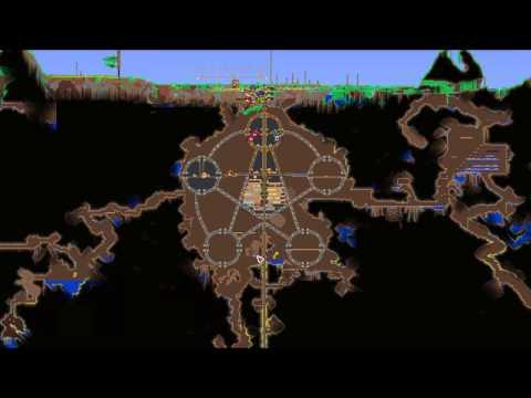 видео: terraria 1.3.4.4 (expert mode) s3e17 - Армия древних