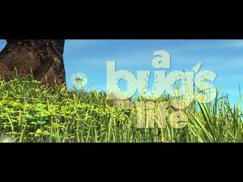 A Bug's Life intro (opening scene) - Blu-Ray HD