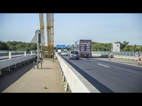 A40 Brücke Gesperrt