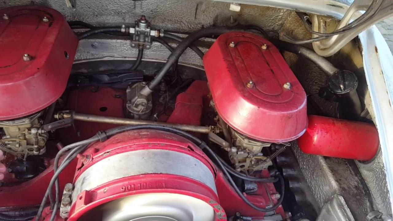 Porsche 911 1974 1975-1989 930 1978-1979 Spark Plug Wire Set Beru 91160905010