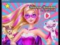 Super Barbie Coloring Games