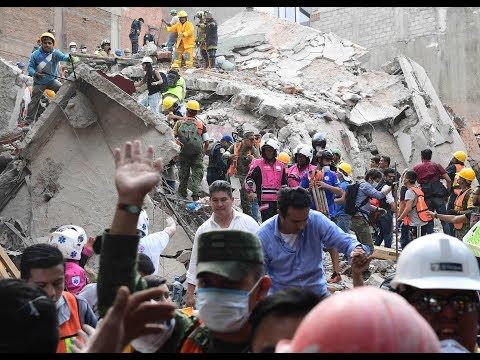 Strong quake near Mexico City kills more than 134