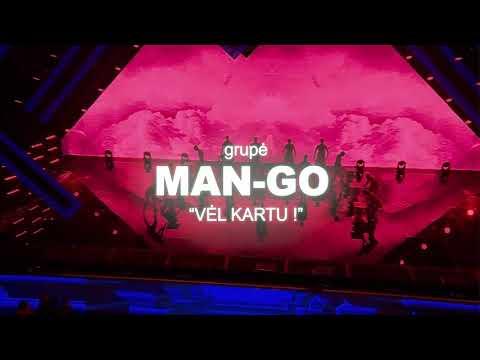 MAN-GO (MANGO) - M.A.M.A. Mix