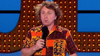 King of Puns - Milton Jones - Live at the Apollo - Series 9 - BBC Comedy Greats