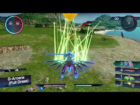 Gundam Versus: Reconguista | Character Trailer