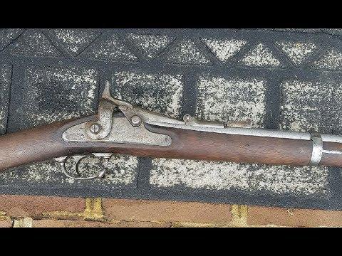 Shooting my 1866 Trapdoor rifle, caliber  50 70 Govt