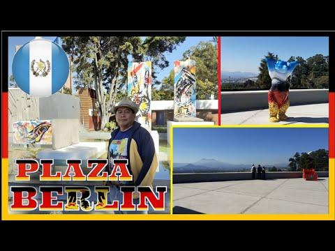 Plaza Berlín - Ciudad de #Guatemala — Inicios 2020
