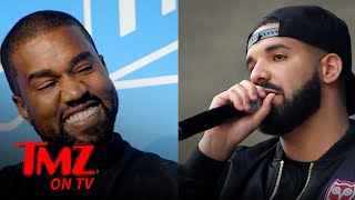Kanye's Manager Says Drake Feud Could Reignite with New Album | TMZ TV