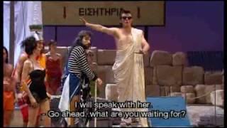 """Offenbach : Pâris 2nd aria & final of """"La Belle Hélène"""""""