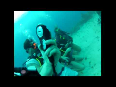 Jamaica GoPRO Scuba Oct 2012