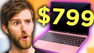 The ARM Macbook is $800!?