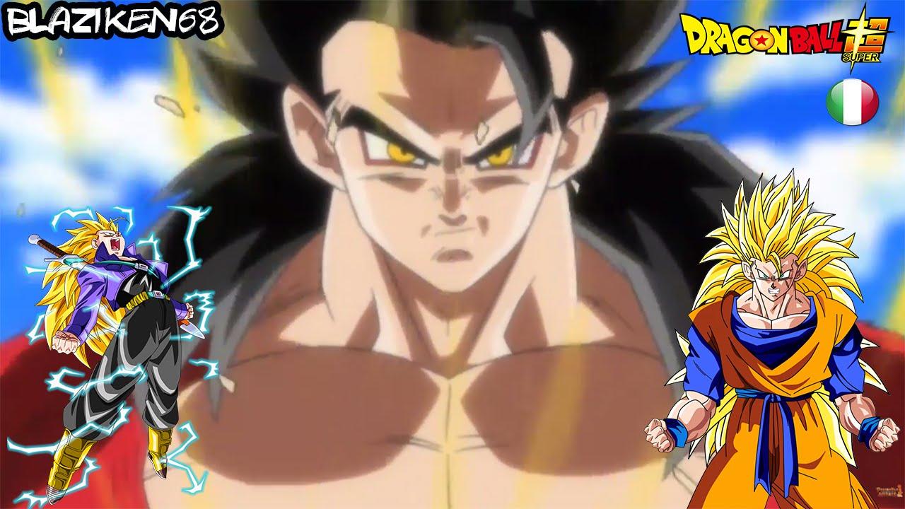 Ufficiale gohan super saiyan 4 trunks super saiyan 3 dragon ball super episodio 14 ita - Dragon ball gohan super saiyan 4 ...