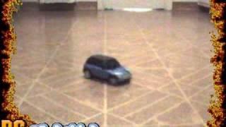 Nikko Pro Class Evolution Mini Cooper 1/24th scale RC car - Drift tires