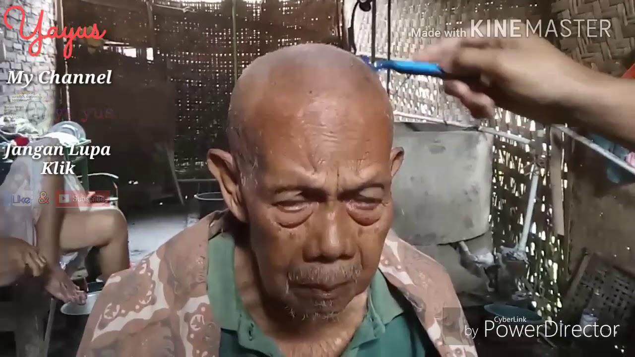 POTONG RAMBUT    LUCU - YouTube