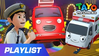 Tayo Rescue Team Song l Cheer Up, Rescue Team! l Tayo Sing Along Special l The Brave Cars