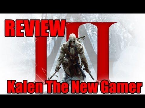 Review Assassins Creed 3 Español