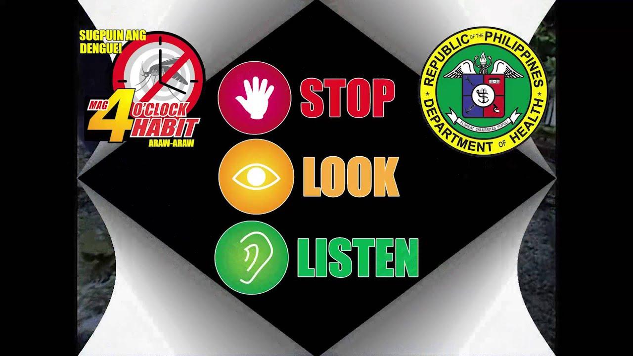 Dengue Abkd Aksyon Barangay Kontra Dengue Pagtibayin Youtube