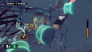 Trials Rising Hill Climb World Record Skill Game