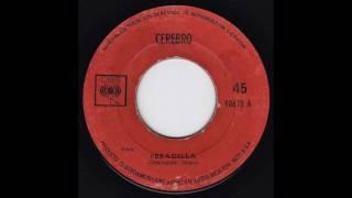 cerebro pesadilla original 45 nicaragua psych rock funk