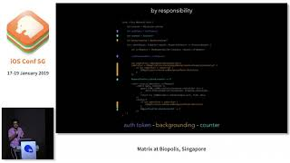 From Problem To Solution - iOS Conf SG 2019