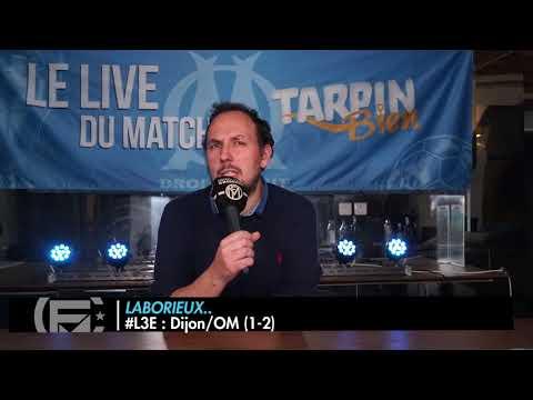 Dijon - OM (1-2) : Les 3 Enseignements du Match