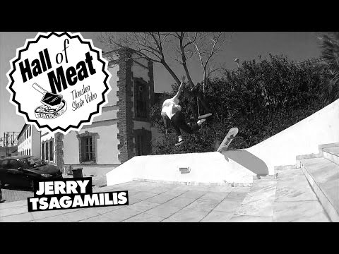 Hall Of Meat: Jerry Tsagamilis
