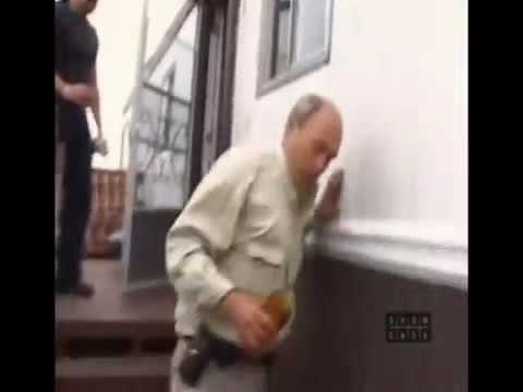 I Am The Liquor Jim Lahey Stair Trip Short Youtube