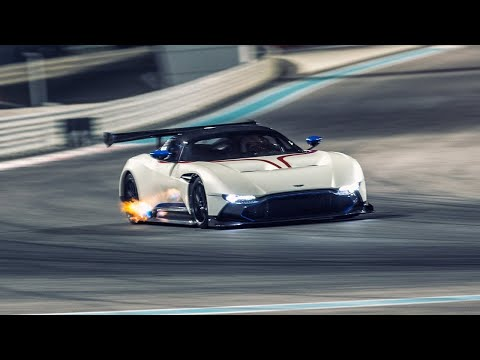 Chris Harris In The Aston Martin Vulcan - Top Gear: Series 2