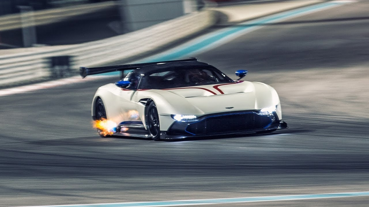 chris harris in the aston martin vulcan | top gear: series 23
