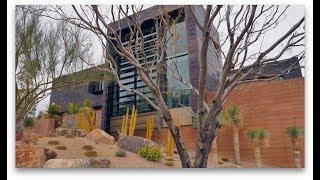 Las Vegas Custom Luxury Home Real Estate Video Tour