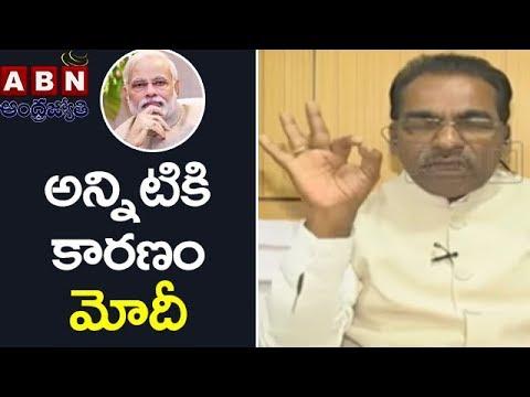 Congress Leader JD Seelam About Pawan Kalyan Talks On National Media Channel  ABN Telugu