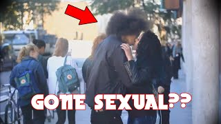 Kissing Prank - 2019 January Compilation 2 of Hottest Kissing Prank