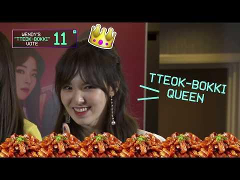 MTV Ask : Red Velvet