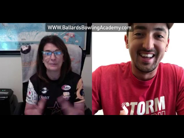 Kicking Back with Ballard's Bowling Academy #8 Live with Marshall Kent