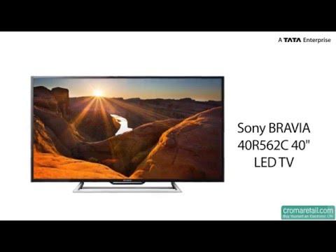 Sony BRAVIA KLV-40R562C 102cm Smart LED TV
