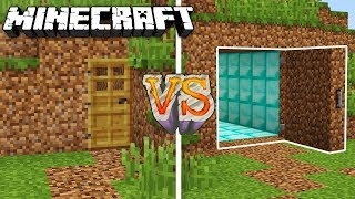 PRO vs. NOOB GEHEIM-BASIS bauen in MINECRAFT