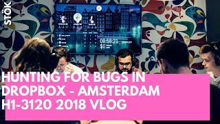 HUNTING FOR SECURITY BUGS IN DROPBOX (Hackerone h1-3120 2018) VLOG