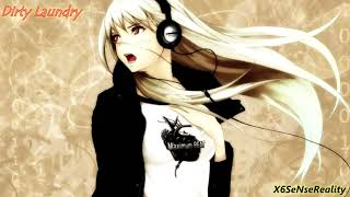 Carrie Underwood - Dirty Laundry (Nightcore) ♫