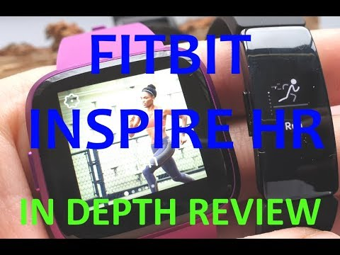 Fitbit Inspire HR Test Review 2019 - HRDLPN nl