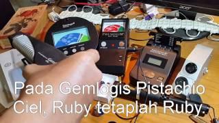 Test Ruby Safir Berlian - Presidium - Gemlogis - VS yang murah