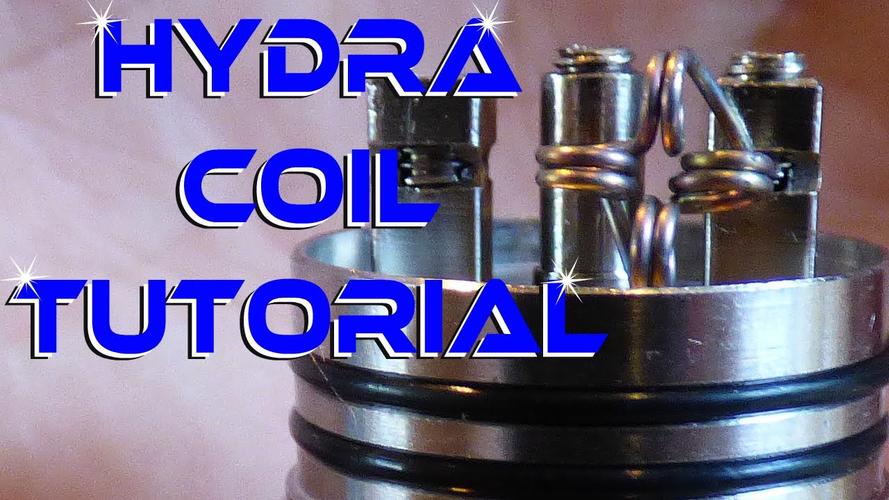 vape coil tutorial