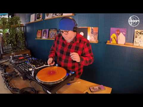 Djoon live with Phil K
