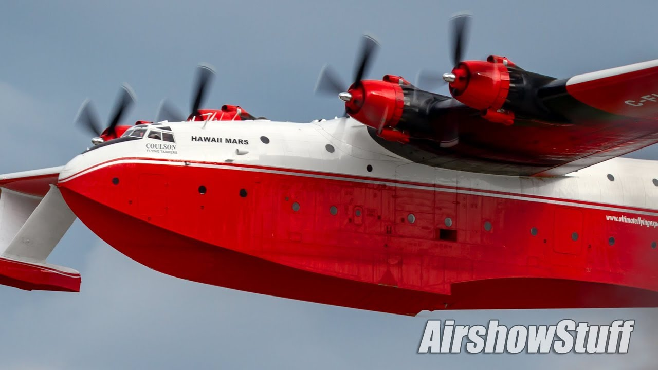 You Can Buy The World's Largest Operational Flying Boat For