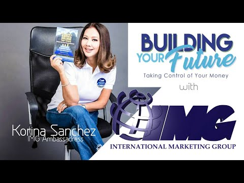The International Marketing Group (IMG) By Korina Sanchez